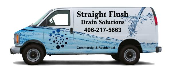 Straight Flush Drain Solutions